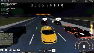 Roblox Véhicule Simultor [Beta] HIGHWAY RACE