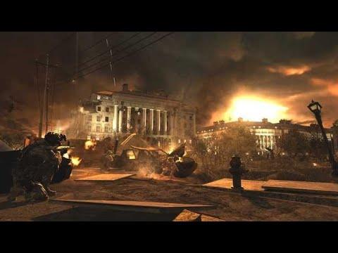 Call Of Duty Modern Warfare 2 Act II :- Of Their Own Accord