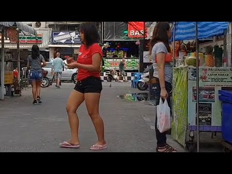 pattaya soi Lk metro and his different clubs gogo girls