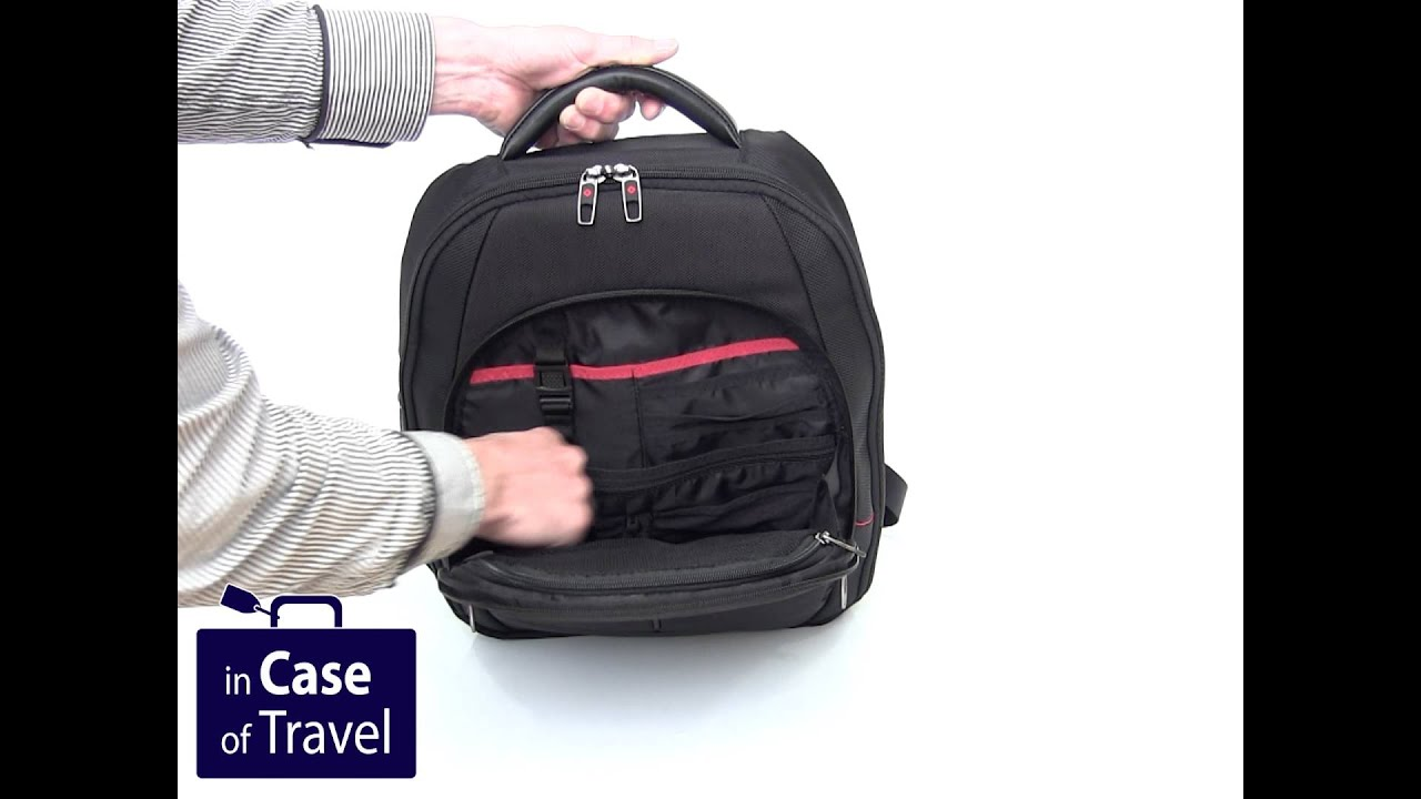 Pro Dlx 3 Laptop Backpack Youtube