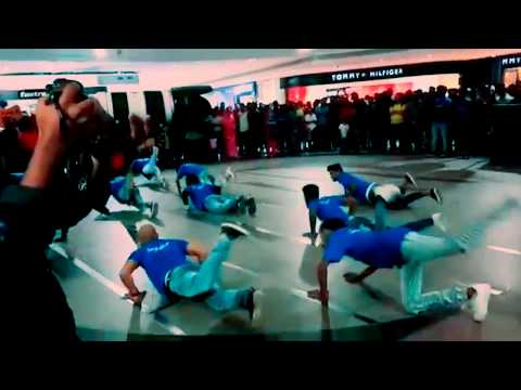 Flash Mob in bangalore FORUM MALL