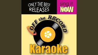 Get Me Bodied (In the Style of Beyonce) (Karaoke Version)