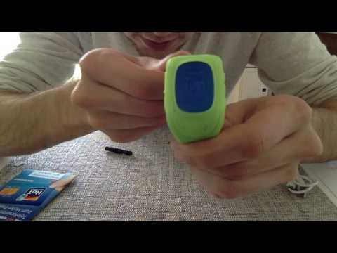 Kinder Smartwatch Anleitung