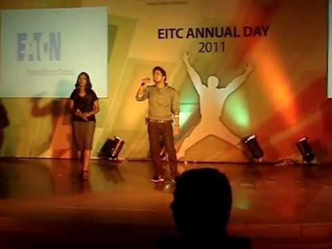 Bin Tere - I Hate Luv Storys -Karaoke - by Himanshu Gupta & Leethu - Eaton Annual Day 2011 - Pune