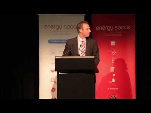 E-Oz Annual Conference 2014: Ben Taylor - Energy Space Launch