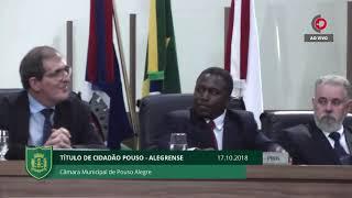 TITULO CIDADÃO POUSO-ALEGRENSE