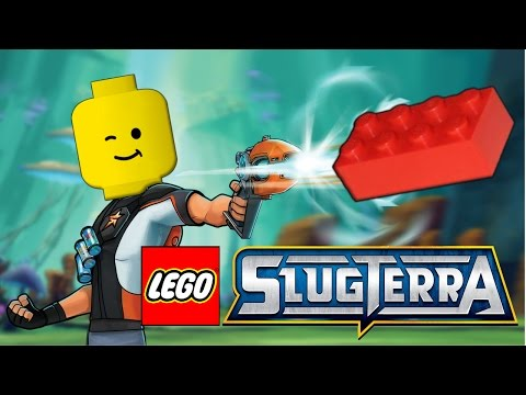 Lego Slugterra Fight!!!(part 1) Travel Video