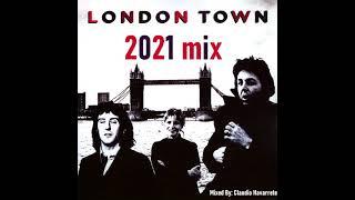 Paul McCartney & Wings - Girlfriend (2021 Mix)