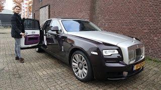 €510.000,- voor deze Rolls-Royce Ghost II?!