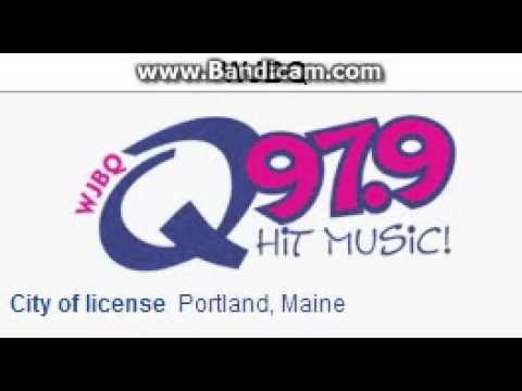 WJBQ Q97.9 Portland, ME TOTH ID at 6:00 p.m. 7/6/2014