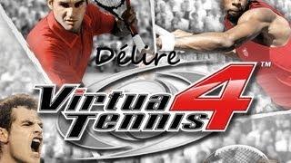 (Vidéo Délire) Virtua Tennis 4 (Xbox 360)