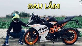 Tik Tok Biker Thất Tình - Đau Lắm | Minh Motor