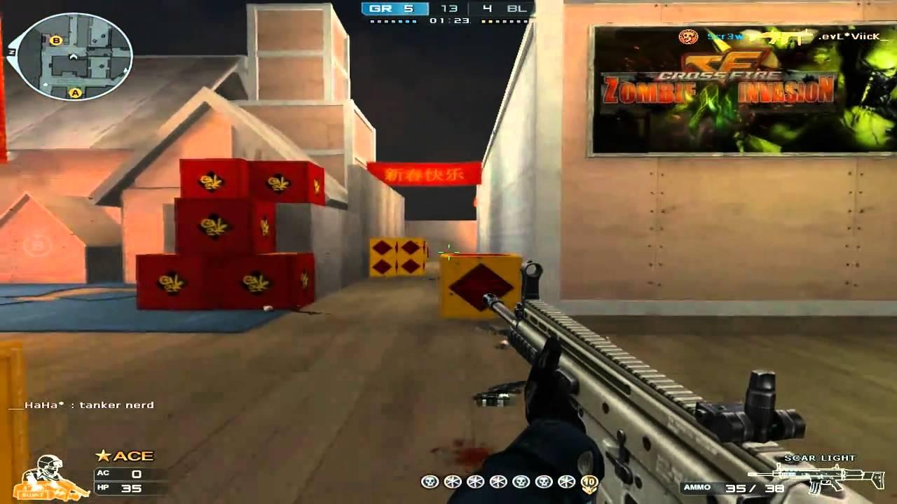 Download Crossfire Scr3w Doesn't Hack!
