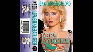 Lepa Brena - Nezna zena - (Audio 1995) HD