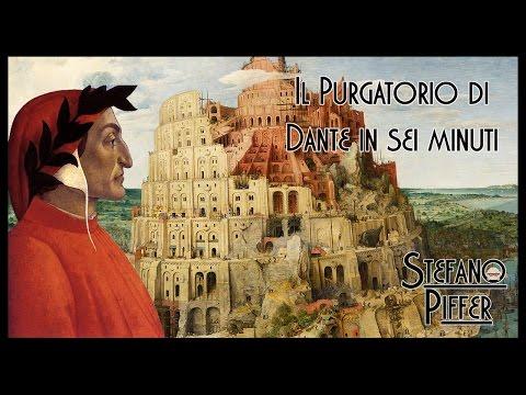 Divina Commedia, il PURGATORIO in sei minuti