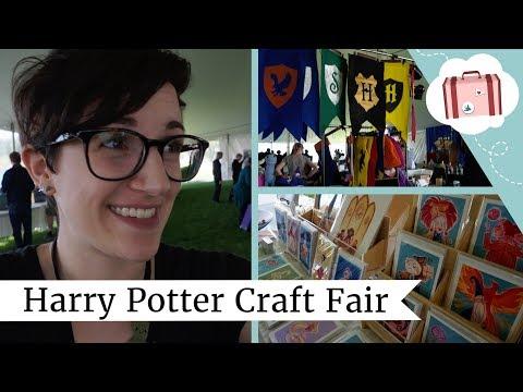 Harry Potter Craft Fair at MISTI Con 2017 | @laurenfairwx