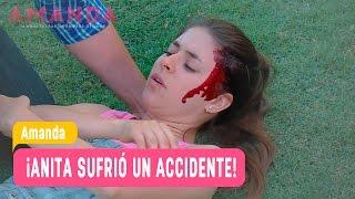 La historia de Anita - ¡Anita sufrió un accidente! / Capítulo 1