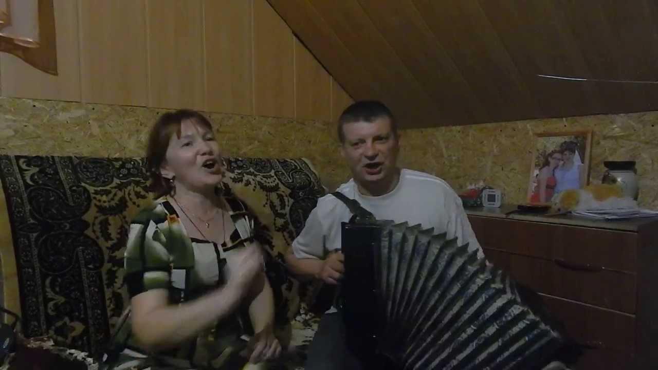 Эх, мордовочка моя! исполняют Юрий и Татьяна Дворецковы