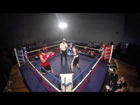 Ultra White Collar Boxing | Lincoln | Oleg Spridonov VS Mat Kane