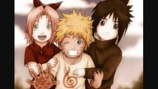 Naruto Season 3 OST Childhood Soundtrack (Tenten