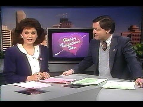 February 14, 1989 - Indianapolis 5:30PM Newscast