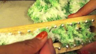 Repeat youtube video วิธีการจบการถักผ้าพันคอบล็อคไม้