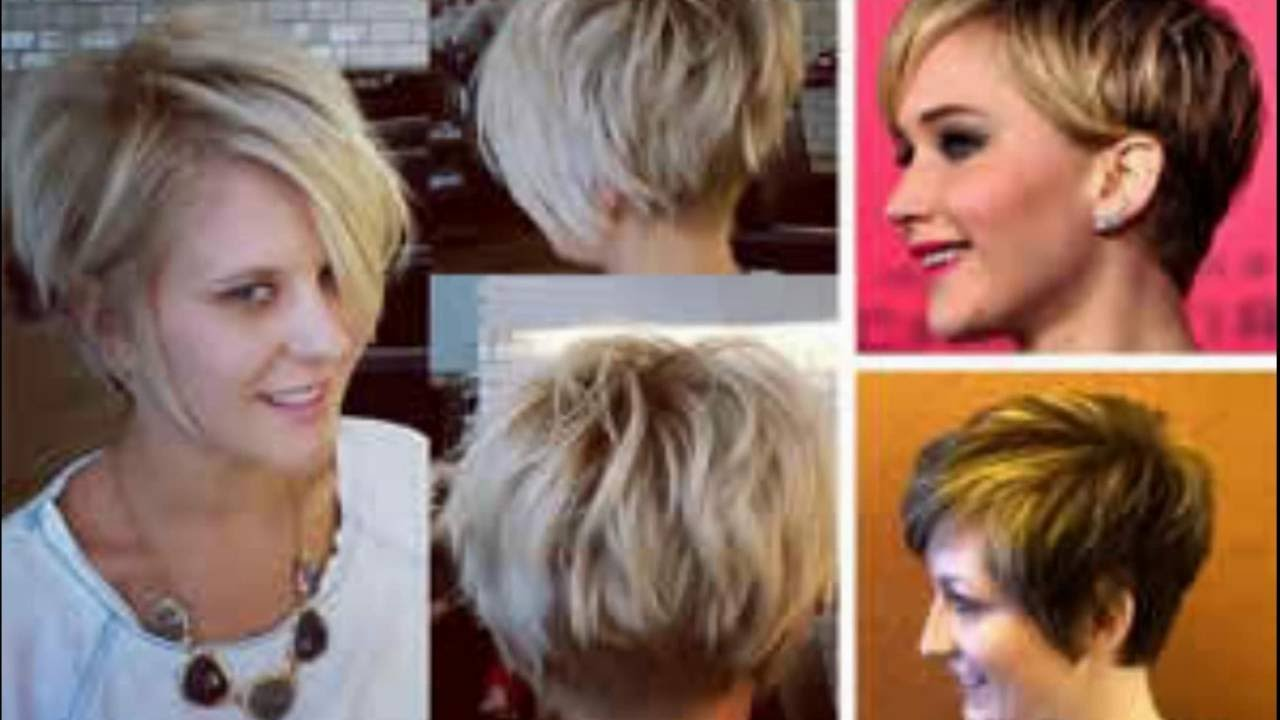 Short Hairstyles For Long Faces । Short Haircuts For Long Faces ...