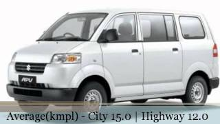 maruti apv model specification exterior interior appearance
