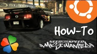 Install Need For Speed Most Wanted on Ubuntu with PlayOnLinux