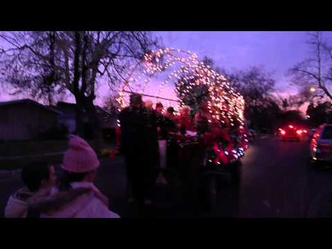 Gresham Street Christmas Carols 2011