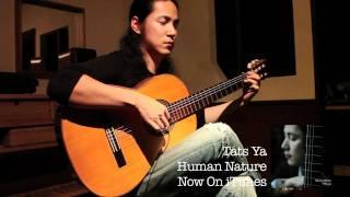 Tats Ya - Bossa Nova Solo Guitar Play Of One Note Samba