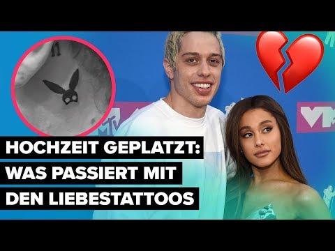 Trennung: Ariana Grande & Pete Ari Selena Liam & Rihanna im Tattoo-Chaos  Digster Pop