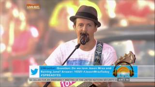 Jason Mraz - I'm yours (Best live Version Ever)