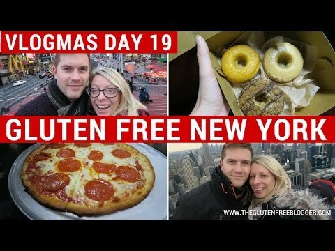 Gluten Free Guide To New York! | VLOGMAS DAY 19