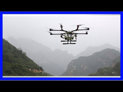 One of china's biggest online retailers plans to build nearly 200 drone airports to bring e-commerc