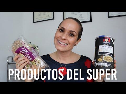 LOS MEJORES PRODUCTOS DEL SUPER 🛒 (PAN, TOSTADAS Y AVENA)