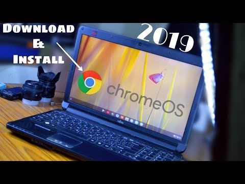 Install Chrome OS On Your Laptop Or PC 2019 (Urdu/Hindi)