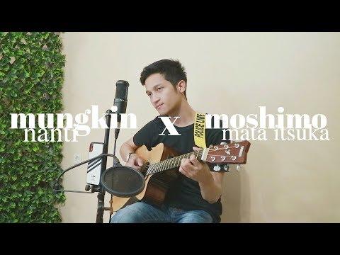"""もしもまたいつか MOSHIMO MATA ITSUKA X MUNGKIN NANTI - ARIEL """"NOAH"""" With LYRIC ( COVER BY ALDHI )"""