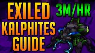 Runescape - Exiled Kalphites Guide 3M+ GP/Hour & 250K XP/Hour