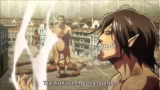 Video Eren's Titan Rampage Full Fight English Dub download MP3, 3GP, MP4, WEBM, AVI, FLV Juli 2018