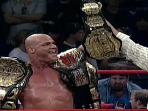 TNA: A Look At Kurt Angle