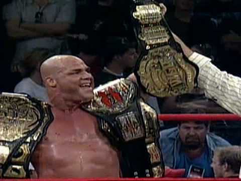 TNA: A Look At Kurt Angle