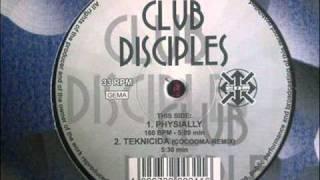 Club Disciples - Teknicida (Cocooma Rmx.)