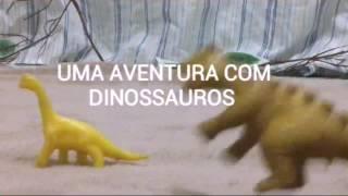 Uma Aventura com  Dinossauros   parte 4
