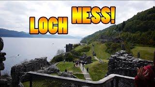 WE FOUND NESSIE! - Travel vlog 123 [Scotland]