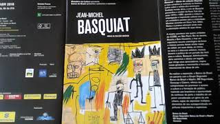 Jean  Michel Basquiat and Katy Sotomayor Laos