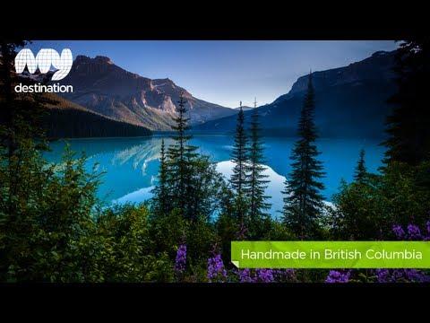 Handmade in British Columbia by My Destination