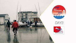 470 Class Japan Championships 2019 DAY3 / 2019全日本470_3日目ハイライト