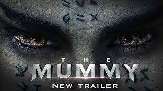 """JULIA Fox"" Обзор трейлера The Mummy"