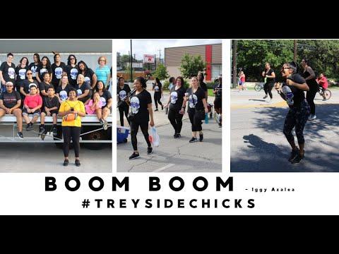 BOOM BOOM - Iggy Azalea | DANCE FITNESS | Choreography By TREY PETTUS